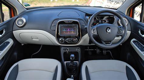 Renault Captur 2018 Petrol Rxt Interior Car Photos