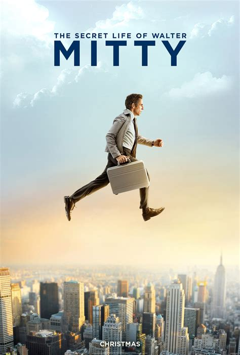 This is the second film adaptation of james thurber's 1939 short story the secret life of walter mitty, following the 1947 version starring. New Trailer For THE SECRET LIFE OF WALTER MITTY