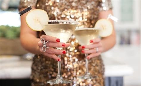 10 Fun Cocktail Ideas For Your New Year's Party Pretty