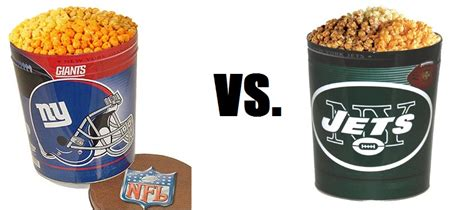 cool gifts for football fans favorite nfl team popcorn tin