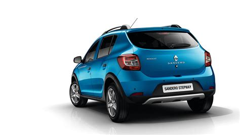 renault silver introducing the renault sandero stepway drive news