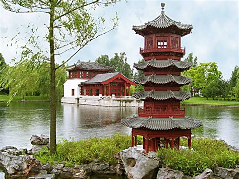 Der Chinesische Garten In Berlin Marzahn by Ctour Vor Ort G 228 Rten Der Welt 10 Jahre Orientalischer