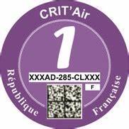 Ou Trouver La Vignette Crit Air : la vignette crit air sera obligatoire pour circuler annecy en cas d pisode de pollution ~ Medecine-chirurgie-esthetiques.com Avis de Voitures