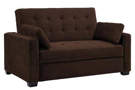 Brown Sofa Bed Futon Couch  Jacksonville Futon The