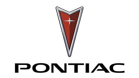 Pontiac Logo, Hd, Png And Vector Download