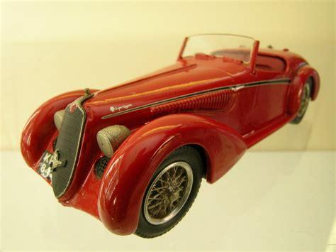Western Models  Schaal 143  Wms33  Alfa Romeo 8c2900b