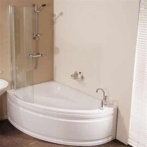 vienna 1500 x 1040 offset left shower bath