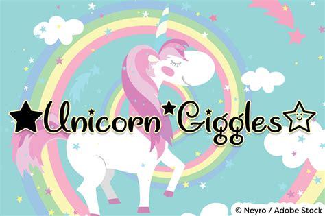 unicorn giggles font  fonts