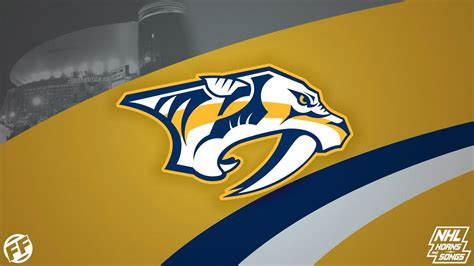 Nashville Predators Picture by Nashville Predators 2015 2016 Goal Horn