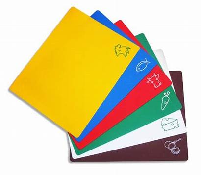 Cutting Board Colors Flexible Star Inch Assorted