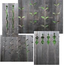 Wood Fence Cutouts