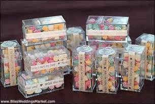 wedding favor tiny clear plastic favor boxes fill tiny clear plastic box flickr