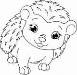 Hedgehog Coloring Igel Drawing Ausmalbilder Animal Egel Outline Malvorlagen Zum Ausdrucken Colouring Kleurplaat Hedgehogs Printable Herbst Bestcoloringpagesforkids Template Kristiestreicherbeautybar Ausmalen sketch template