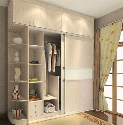 Wardrobe For Small Bedroom  Home Design