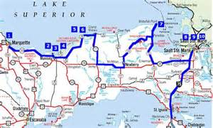 edmund fitzgerald driving map 2 shipwreck tours http www shipwrecktours glass bottom