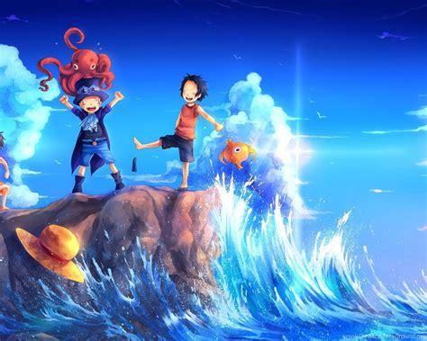 One Piece New World Wallpapers Free Download 10448 Hd