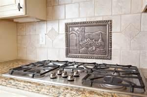 kitchen backsplash medallions 40 striking tile kitchen backsplash ideas pictures