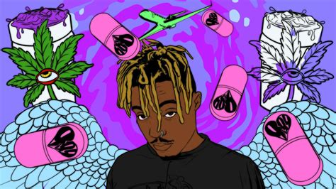 Feel free to use these juice wrld 999 images as a background for your pc, laptop, android phone, iphone or tablet. YNW Melly And Juice Wrld Wallpapers - Wallpaper Cave