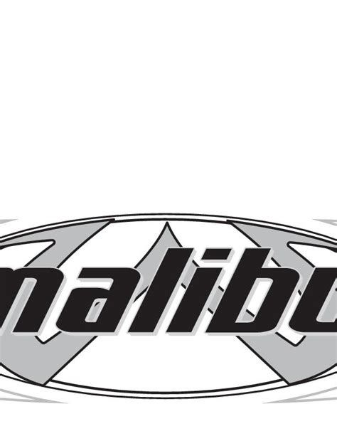 Malibu Boats Decal by Wakesetter Decals Modifications Accessories