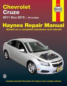 Chevy Cruze Haynes Repair Manual  2011-2015