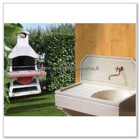 lavandino per terrazzo lavandini da giardino irene set102 cr idraulica inclusa