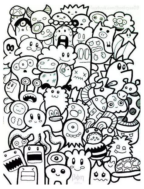 Best Cute Monster Drawings Ideas And Images On Bing Find What
