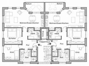Haus Mit 2 Wohnungen Bauen : bildergebnis f r grundriss mehrfamilienhaus mit aufzug grundriss mehrfamilienhaus haus und ~ A.2002-acura-tl-radio.info Haus und Dekorationen