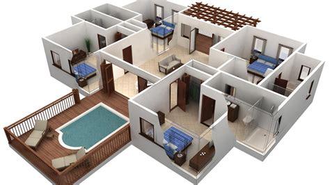 home design cad autocad 2017 1 st floor drawing 2d house plan part 3