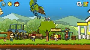 Image Gallery Scribblenauts Unlimited