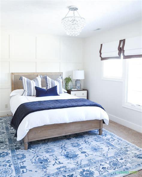 Coastal Guest Bedroom Progress  Life On Virginia Street