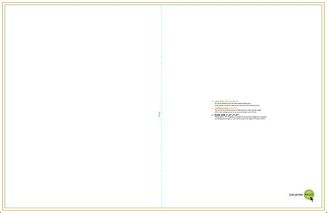 Us Press Templates 14 X 8 5 4 Panel Z Fold Sales Sheet Printing Sales Sheets For Your Products