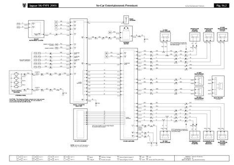 jaguar x type audio wiring diagram best site wiring harness