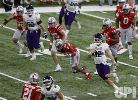 Ohio State Buckeyes vs Northwestern Wildcats in Big Ten ...