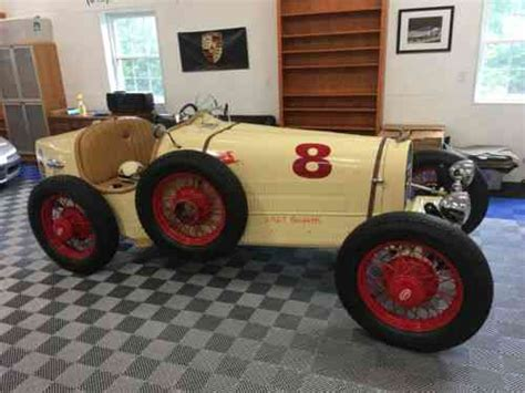 Based on a vw beetle rolling chassis with a alfasud alfa romeo flat 4. Replica/kit Makes Bugatti Type 35 B (1927) I Am Selling: Used Classic Cars