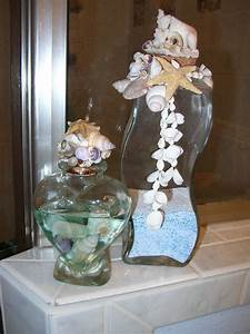 108 Best Sea Shells Sand In Vases Images On Pinterest