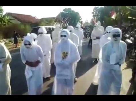 POCONG GAUL POCONG PBB POCONG 2017 LUCU YouTube