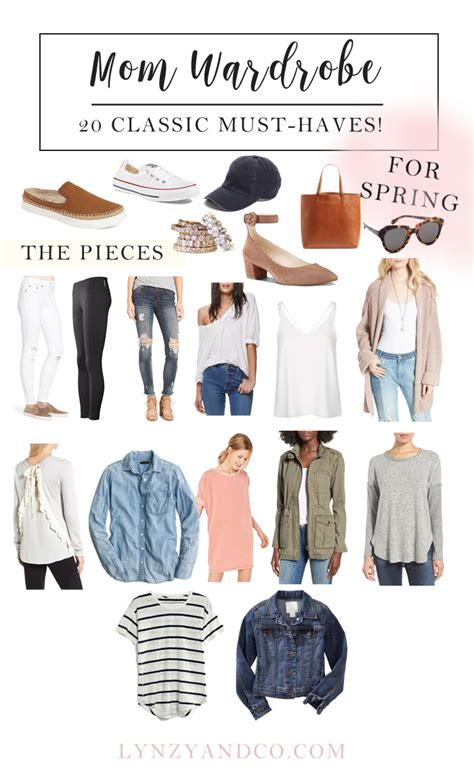 Must Haves In Your Closet by Wardrobe Classic Must Haves Lynzy Co