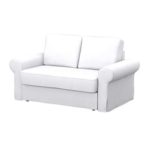 soferia ikea backabro  seat sofa bed cover eco leather