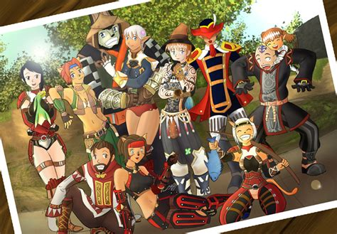 Like Adventure Quest Anime Mmorpgs Multiplayer Shooter No List Of