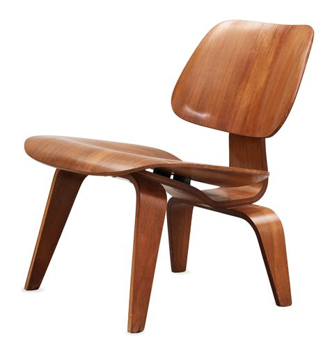 a charles eames quot lcw quot easy chair by herman miller