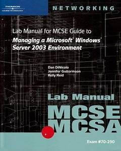 70  Mcsa Guide To Managing A By