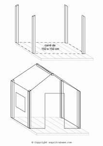 Plan De Cabane En Bois : une cabane pour enfant esprit cabane idees creatives et ~ Melissatoandfro.com Idées de Décoration