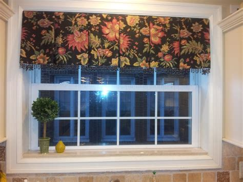 diy kitchen sink box pleated kitchen valance window treatments 3409