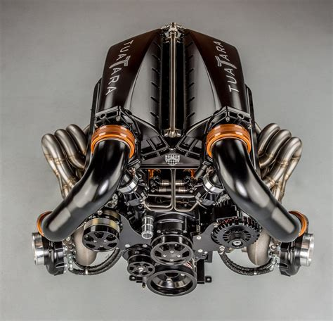 Ssc Tuatara Engine by Ssc Tuatara Teasers Show Turbo V8 Engine