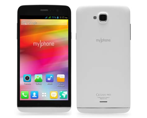 is my phone myphone pro now official for 6 999 specs and