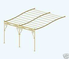 Pergola Fer Forge Provencale : pergola fer forge en vente ebay ~ Melissatoandfro.com Idées de Décoration