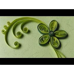A4 hand work flowers gardening flower and vegetables paper quilling greeting cards flower hand works mightylinksfo