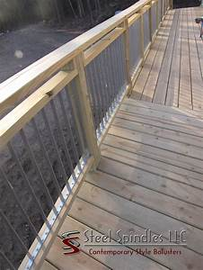 New Contemporary Balusters For Your Deck  So Easy To