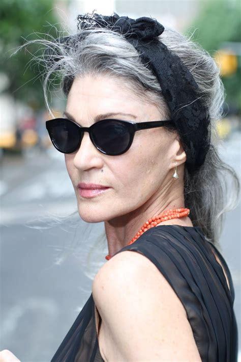 Perfection Aging White Hair Silver Hair Gray Hair Grey