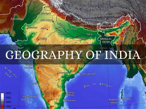 Influence Of Geography On Indian History